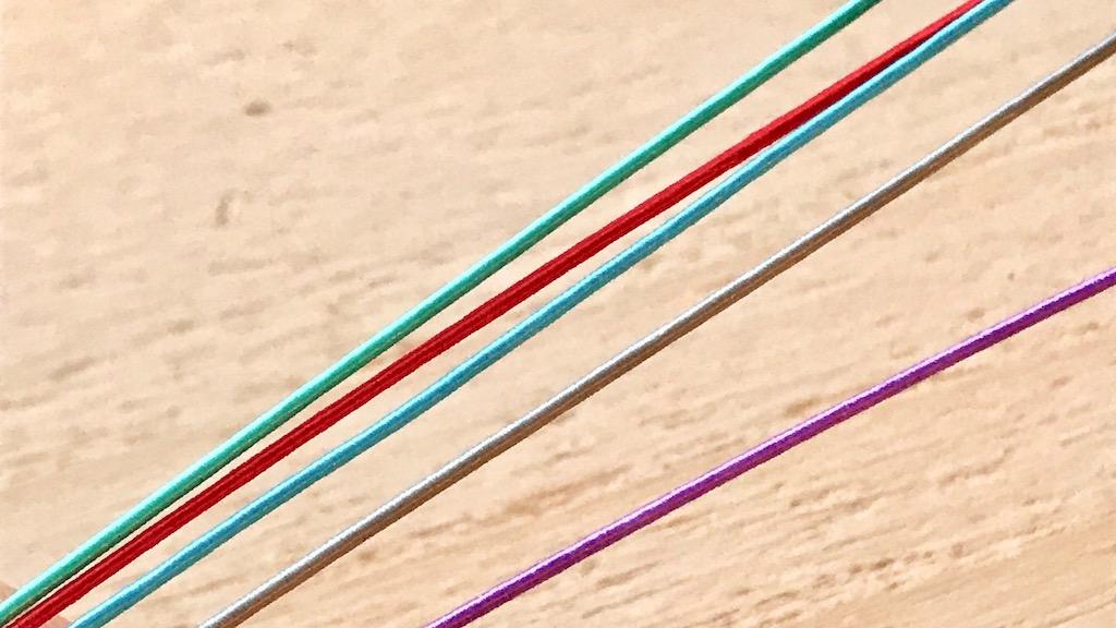 糸巻きタイプの水引